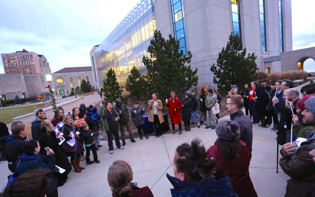 If We Are Who We Say We Are: Justice for Faculty at Loyola University of Chicago