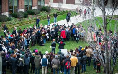 Protect the Student Witness to the Plight of Campus Workers at Loyola